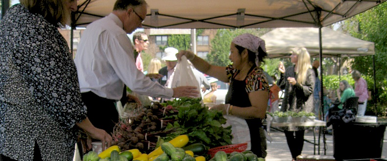 Farmers Market Header