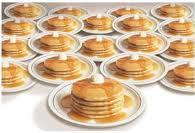 Shrove Tuesday pancakes only