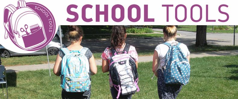 School Tools Header