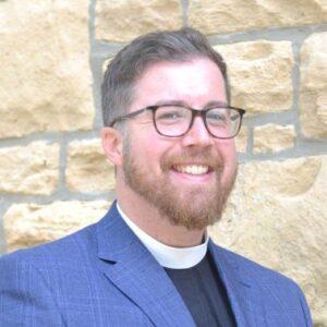 Reverend Jered Weber-Johnson