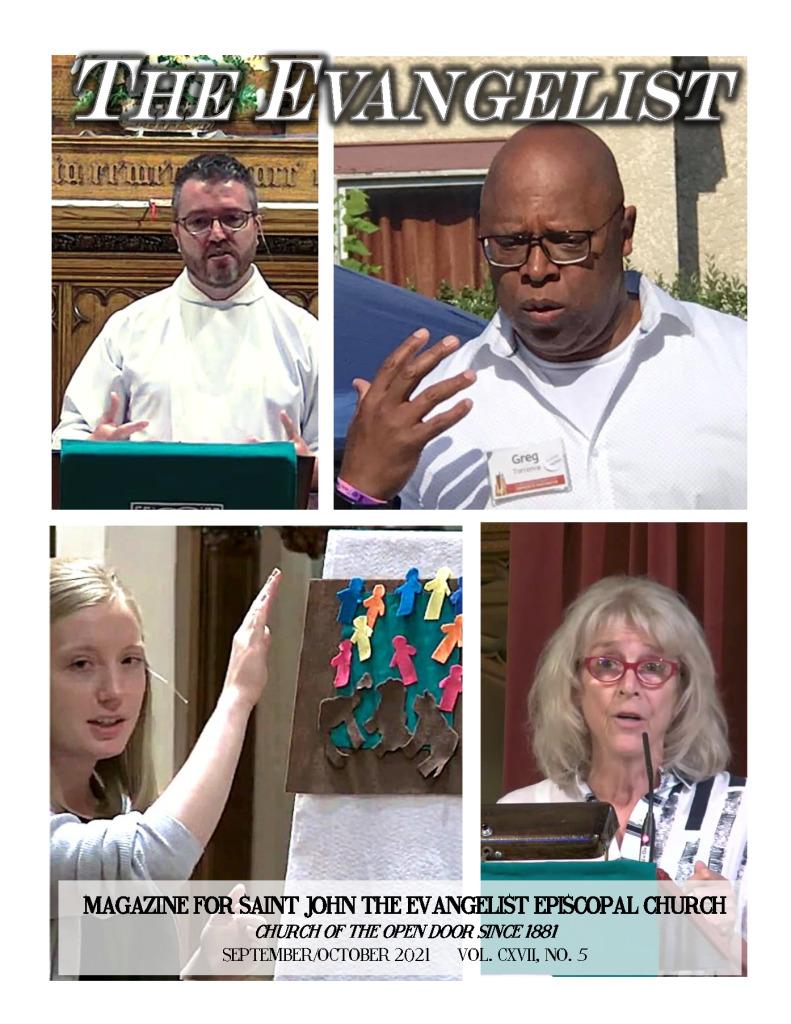 thumbnail of September-October 2021 Evangelist
